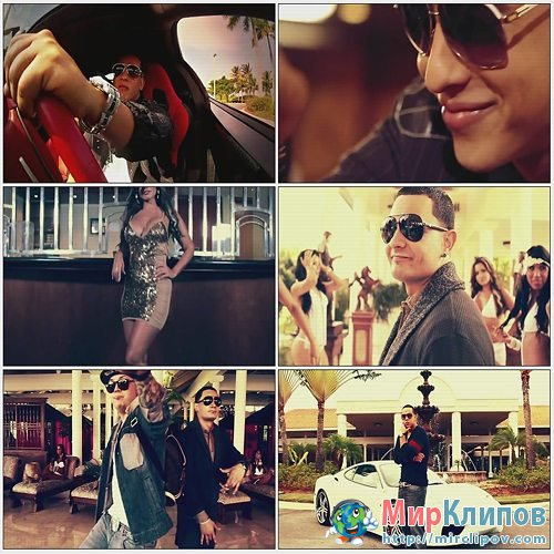 Daddy Yankee Feat. Nova & Jory - Aprovecha