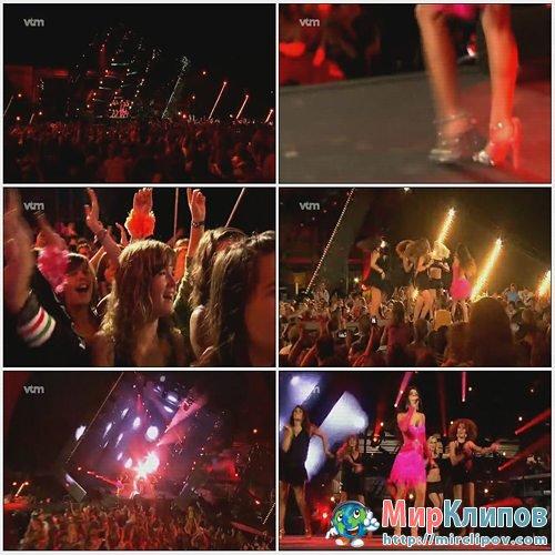 Paradisio - Bailando Me Dices Adios (Live, 2009)