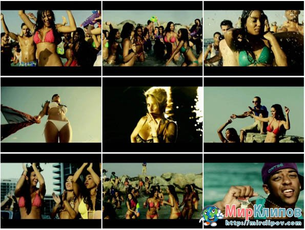 Jls Feat. Dev - She Makes Me Wanna (Steve Smart And Westfunk Remix) (VPS DJ-Friendly Video Edit)