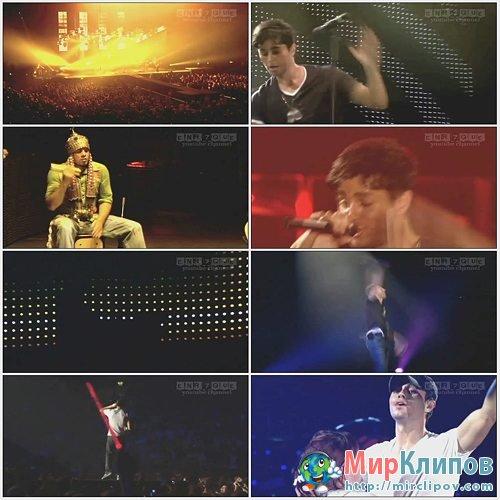 Enrique Iglesias  - Concert (Live, 2011)