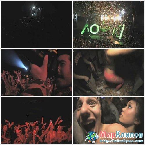 Steve Aoki Feat. Angger Dimas - Steve Jobs