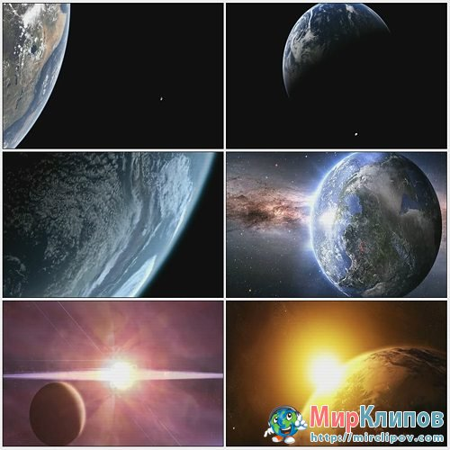 Calling Mother Earth (Extended Space Trance Edit)