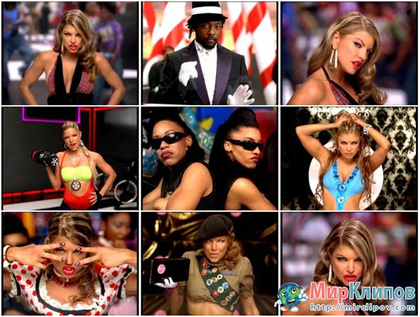 Fergie Feat. Will I Am - Fergalicious (Extended Version)