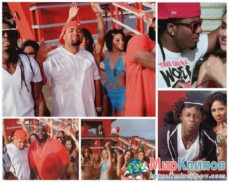 JayKay Feat. Lil Wayne, Rick Ross & Mack 10 - Party Encore