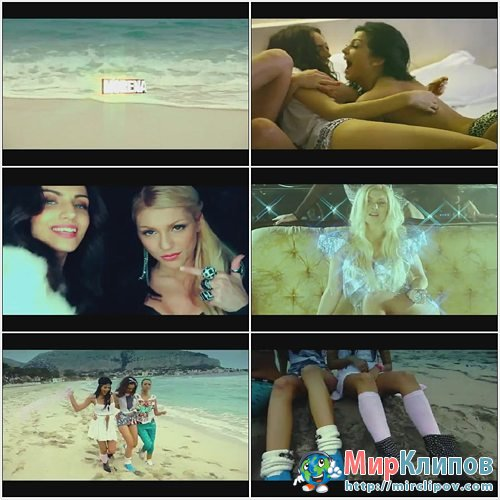 Tom Boxer & Morena Feat Meital De Razon - Voulez Vous (Club Mix - VJ Tony Video Edit)