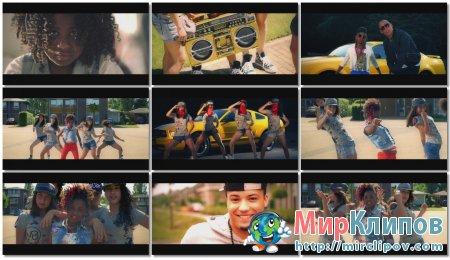 Aliyah Feat. Brahim Fouradi - Yeah Yeah Yeah
