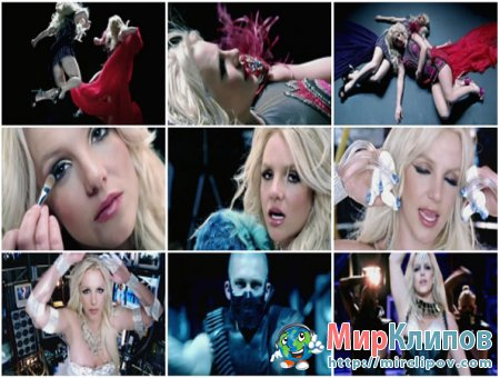 Britney Spears - Hold It Against Me (Extended Version)