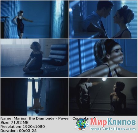 Marina & The Diamonds - Power & Control