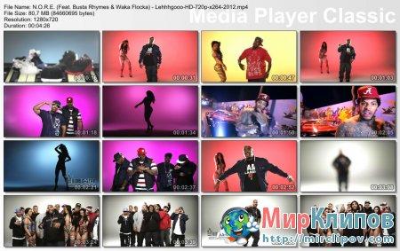 N.O.R.E. Feat. Busta Rhymes & Waka Flocka - Lehhhgooo