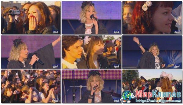 Глюкоза - Бабочки (Live, Ello Festival, 2012)