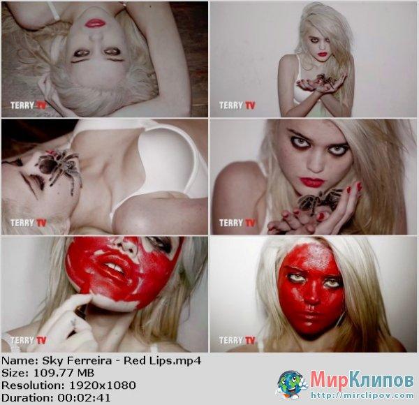 Sky Ferreira - Red Lips