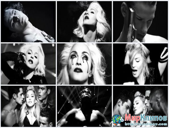 Madonna - Girl Gone Wild (PO Intro Edit) (Justin Cognito Remix)