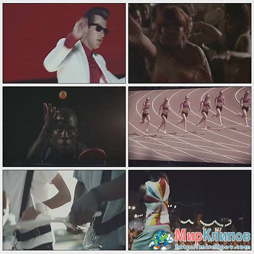 Mark Ronson Feat. Katy B - Anywhere In The World