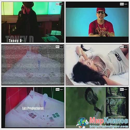 Toney D & DJ E Nino Feat. AnB Los Generales - Noche De Sexo