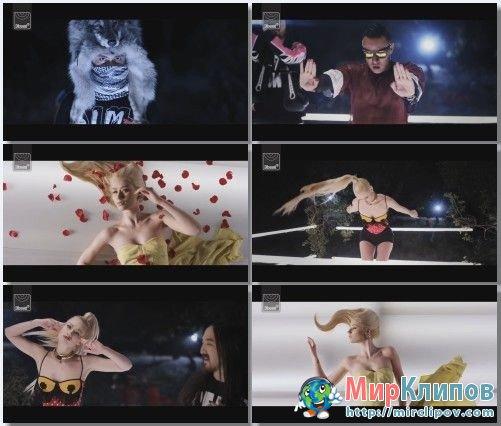 Steve Aoki Feat. Angger Dimas & Iggy Azalea - Beat Down