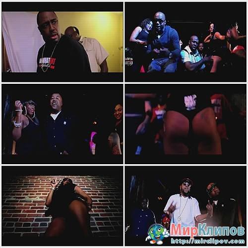 Dj Love Feat. Big Poppa, 3Feet, And Goody G - Shake It Like U Mean It