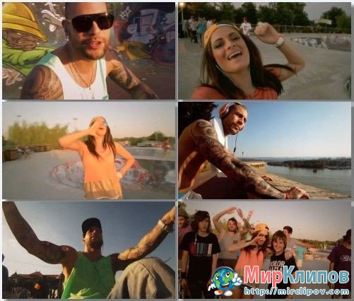 Lucky Man Project Feat. Raluka - Dancefloor