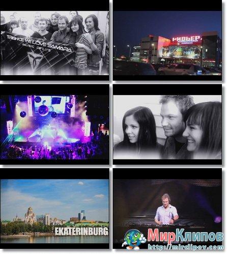 Dash Berlin - Tour Russia By Open Gate