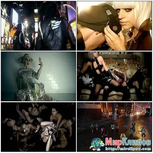 Lady GaGa - Megamix 2012