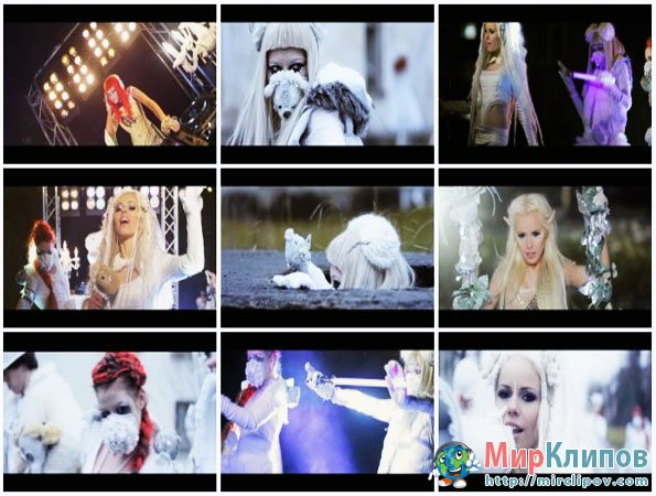Kerli - Army Of Love (Dj Lynnwood Remix)