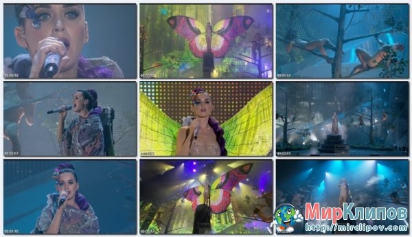 Katy Perry - Wide Awake (Live, MuchMusic Video Awards, 2012)