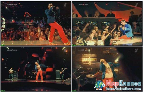 Стас Шуринс - God Gave Me Everything I Want (Live, Фабрика Звезд. Россия - Украина )
