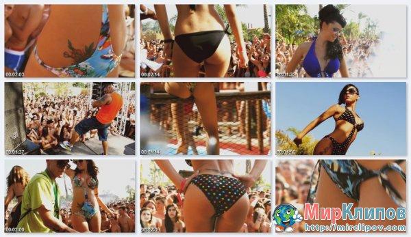 Jose De Rico Feat. Henry Mendez - Summer 2012 (Live Show)