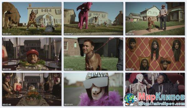 Lil Wayne Feat. Big Sean - My Homies Still