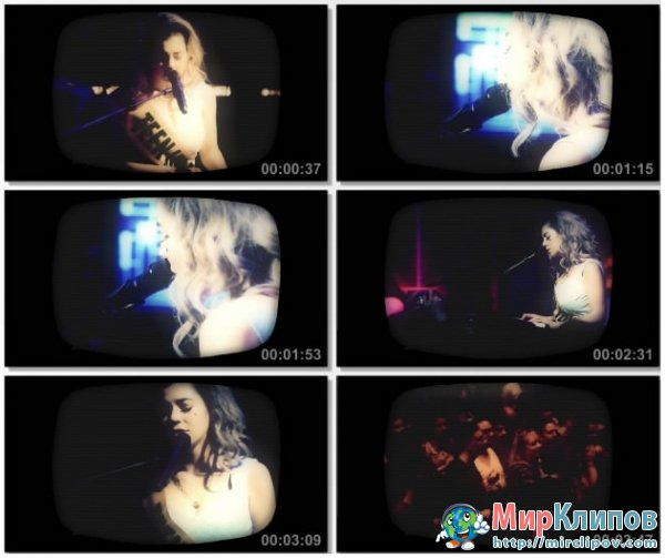 Marina & The Diamonds - Teen Idle (Live, Tabernacle, London)