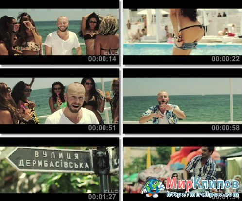 DJ Rich-Art Feat. DJ Stylezz & MC Shayon - Odessa