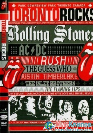 Toronto Rocks (Live, 2004)