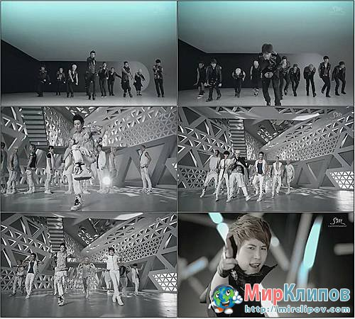 Super Junior - Sexy, Free & Single