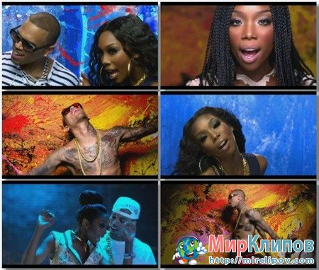 Brandy Feat. Chris Brown - Put It Down