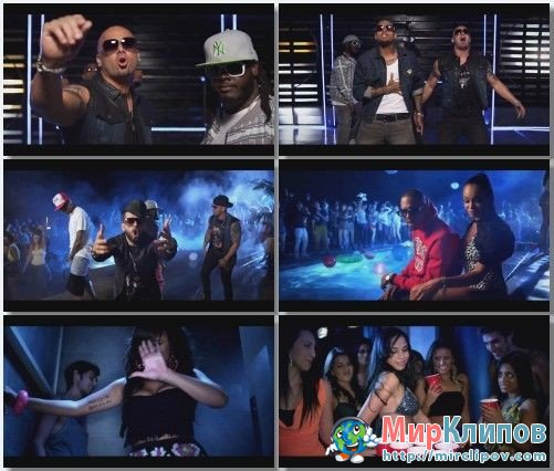Wisin & Yandel Feat. Chris Brown & T-Pain - Algo Me Gusta De Ti