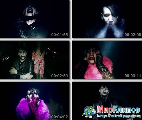 Marilyn Manson - Slo-Mo-Tion