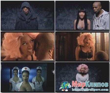 B.o.B Feat. Nicki Minaj - Out Of My Mind
