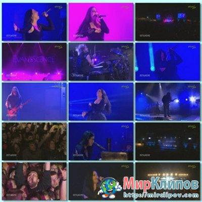 Evanescence - Live Perfomance At Rock Am Ring (2012)