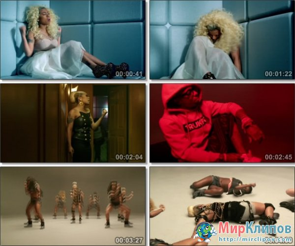 Keyshia Cole Feat. Lil Wayne - Enough Of No Love