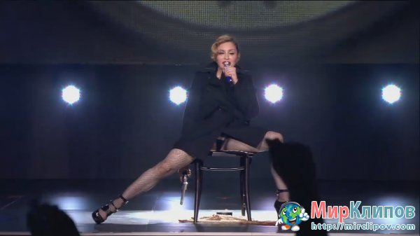Madonna - Live Perfomance At Paris Olympia (26.07.2012)