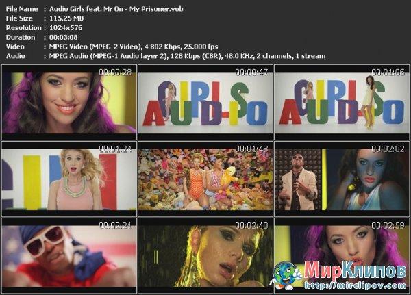 Audio Girls Feat. Mr On - My Prisoner