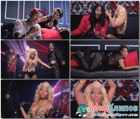 Waka Flocka Flame Feat. Nicki Minaj, Tyga & Flo Rida - Get Low