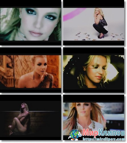 Britney Spears - Evolution Megamix
