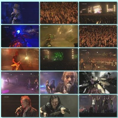 Edguy - Live Perfomance At WOA (2012)