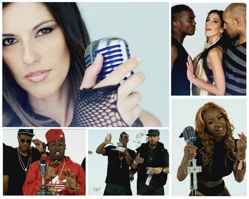 Raquel Houghton Feat. P. Diddy - Touch (Remix)