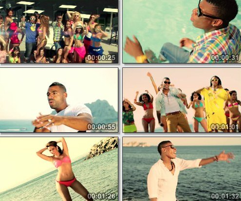 DJ King Serenity feat. Boonty Rayne Swagger - Body Dance