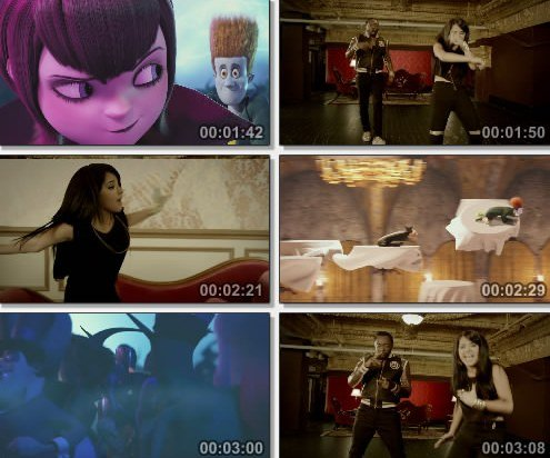 Becky G feat. Will.i.am - Problem (OST Hotel Transylvania)