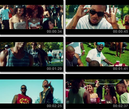 The Game feat. Chris Brown, Tyga, Wiz Khalifa and Lil Wayne - Celebration