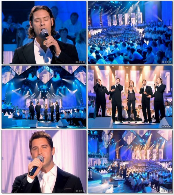 Il Divo Feat. Celine Dion - I Believe In You (Live)
