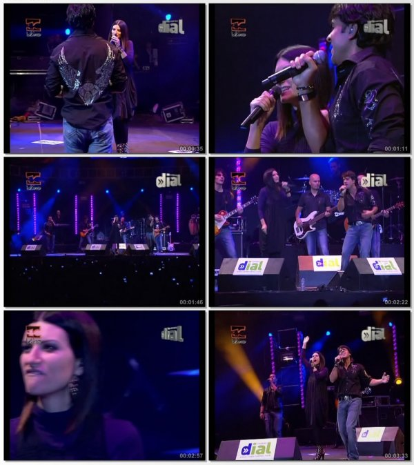 Luis Fonsi Feat. Laura Pausini - Todo Vuelve A Empezar