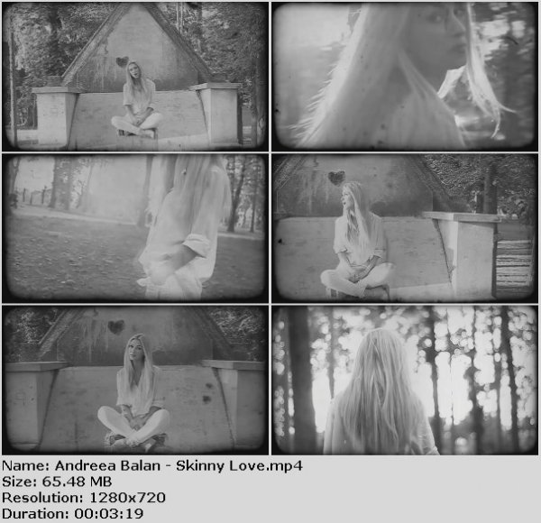 Andreea Balan - Skinny Love